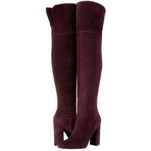 MArc Fisher Over the knee suede boot size 9